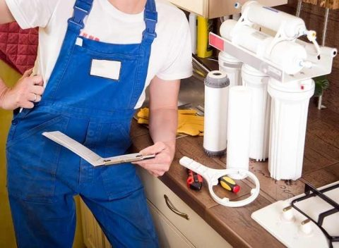 Water Purifier Repair and Services
