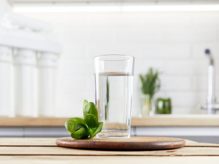 Pure Clean Water Helps Your Body With Detoxifying